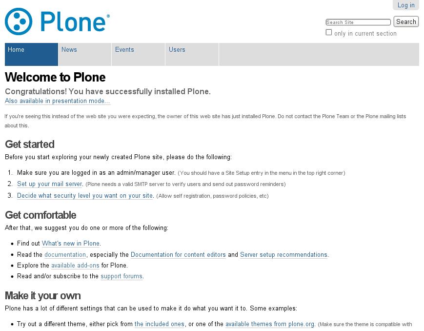 plone エンタープライズ オープンソースcms plone users group japan